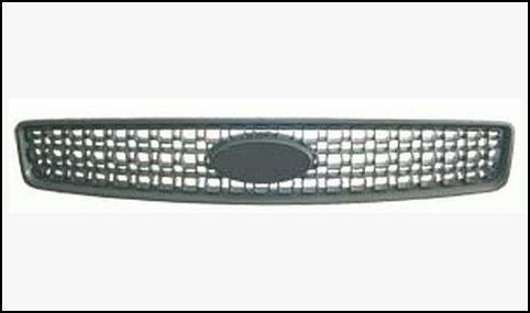 achat grille de calandre noire pour ford fusion partir du 09 2005 pas cher. Black Bedroom Furniture Sets. Home Design Ideas