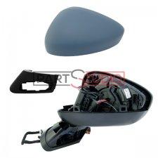 Rétroviseur gauche / Réglage électrique / Chauffant / À peindre / finitions attraction / confort pour CITROEN C4 DE 10/2