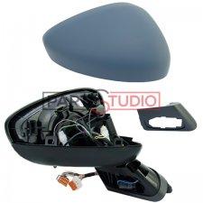 Rétroviseur droit / Réglage électrique / Chauffant / Angle mort / Rabattable électriquement / À peindre / finition exclu
